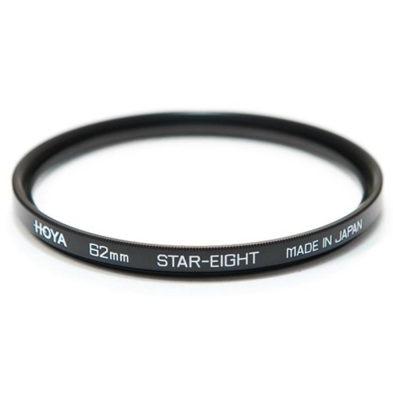 Светофильтр HOYA STAR-EIGHT 62