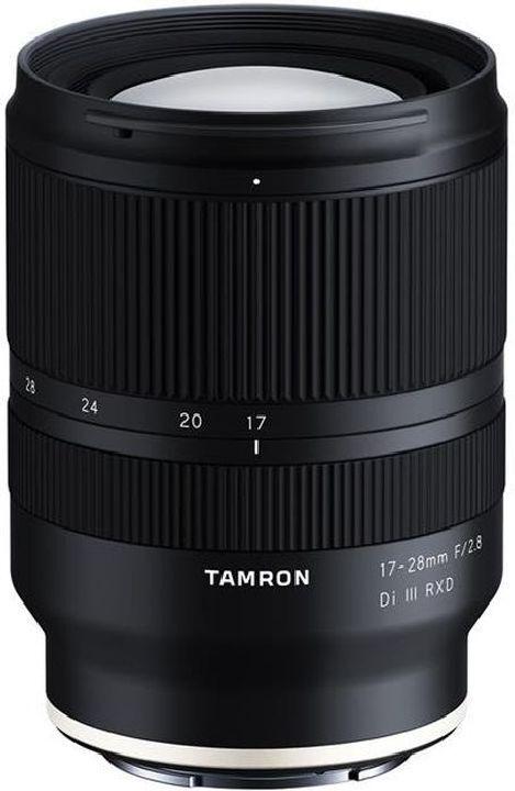 Объектив Tamron 17-28mm F/2.8 Di III RXD для Sony FE, черный