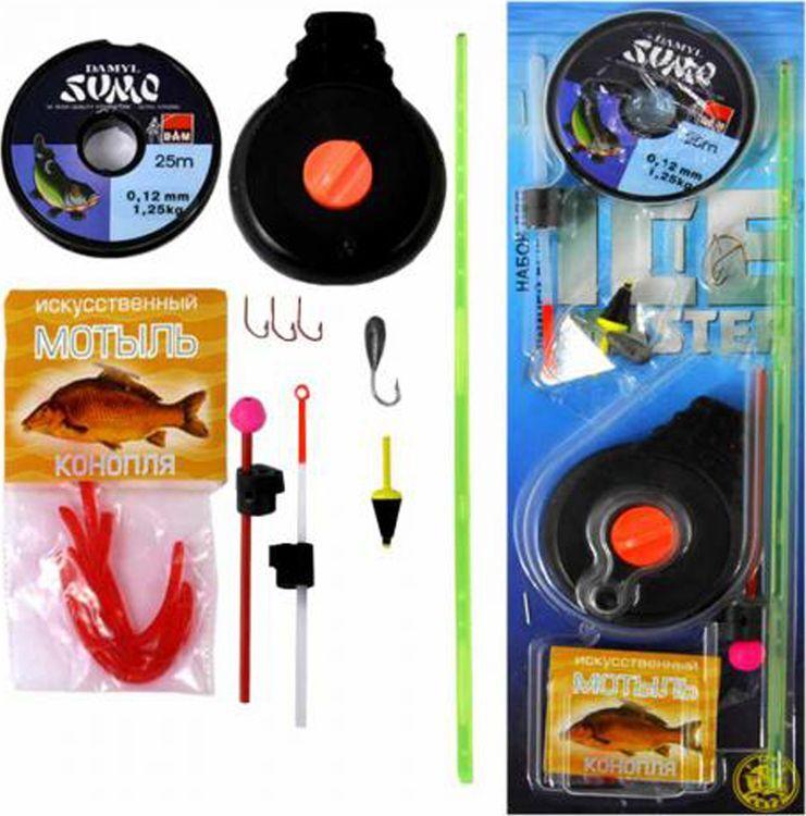 Набор рыболовный Ice Master для зимней рыбалки №1, 204077