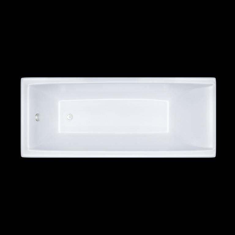 Акриловая ванна Triton Джена 170x70 прямоугольная