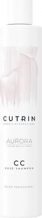 Тонирующий шампунь Cutrin Aurora Роза, 250 мл