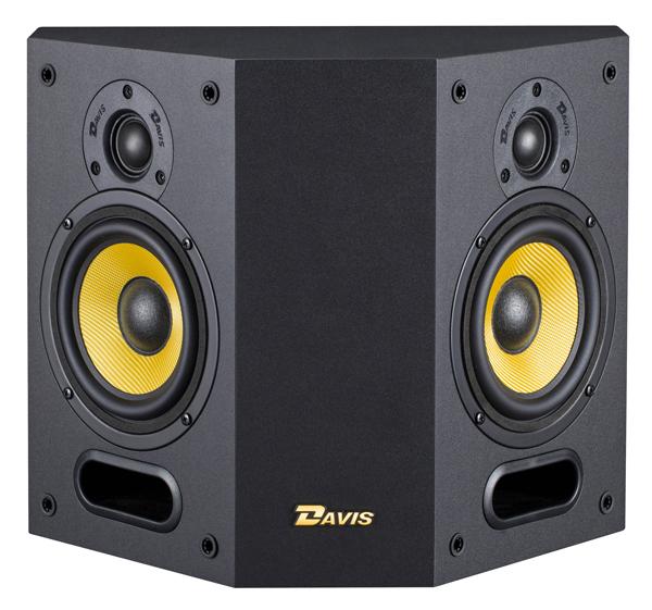 Настенная акустика Davis Acoustics MIA 40 black