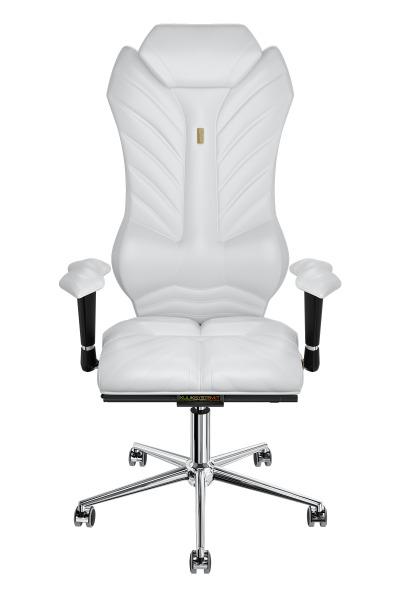 Эргономичное Кресло KULIK SYSTEM MONARCH Белый