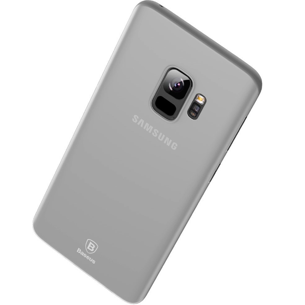 Чехол для Samsung Galaxy S9 Baseus Wing - Белый (WISAS9-02)