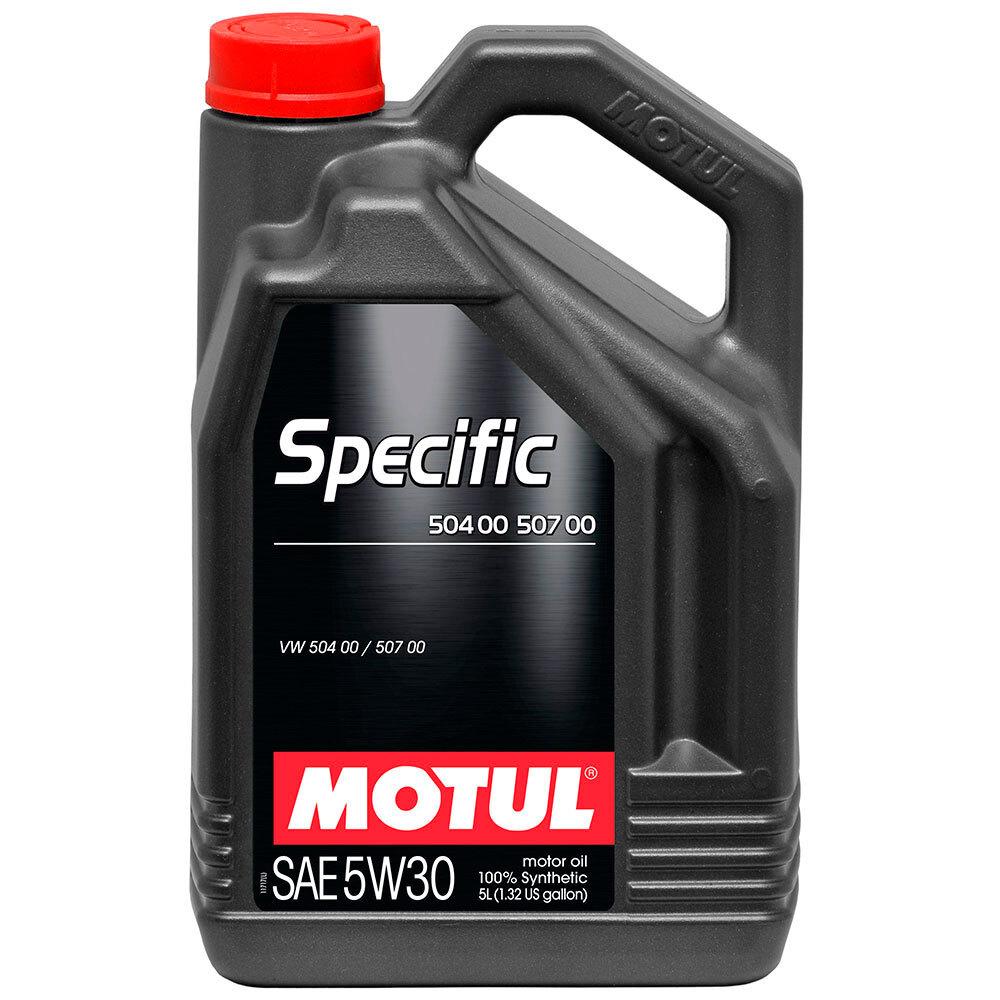 Масло моторное синтетическое Motul Specific VW 5W-30  (5л)