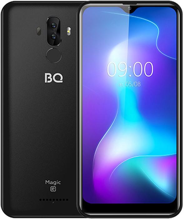 смартфон bq 6042l magic e 2/32gb, черный