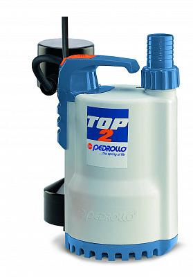 Дренажный насос для чистой воды PEDROLLO TOP 3 - GM 48TOP13A1SJR