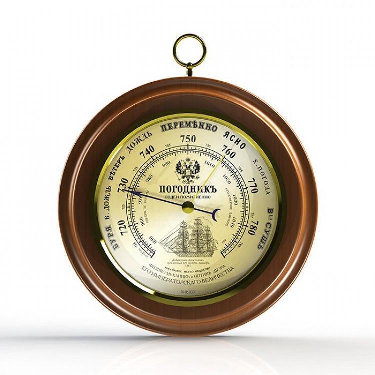 Комнатный барометр Rst 05033