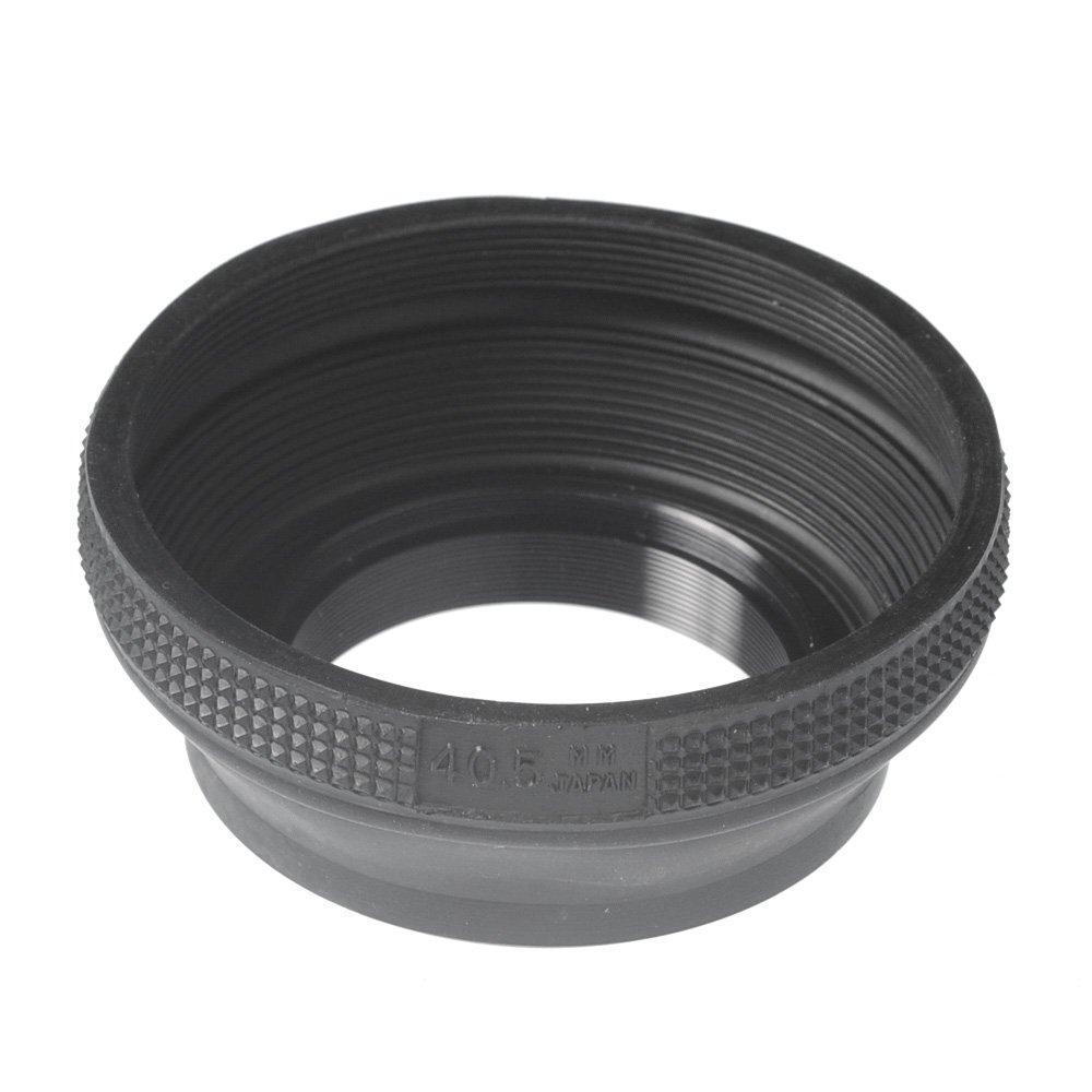 ETSUMI rubber hood II 40.5mm for black E-6570