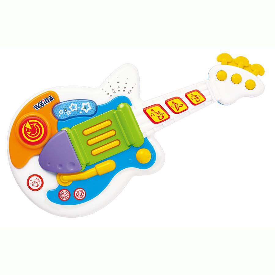 Развивающая игрушка музыкальная Weina Гитара