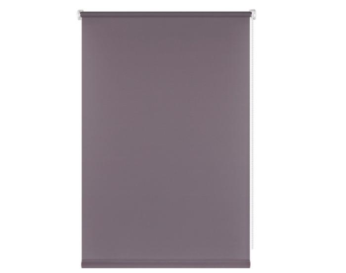 Штора рулонная, 40x160 см, цвет темно-серый-20401