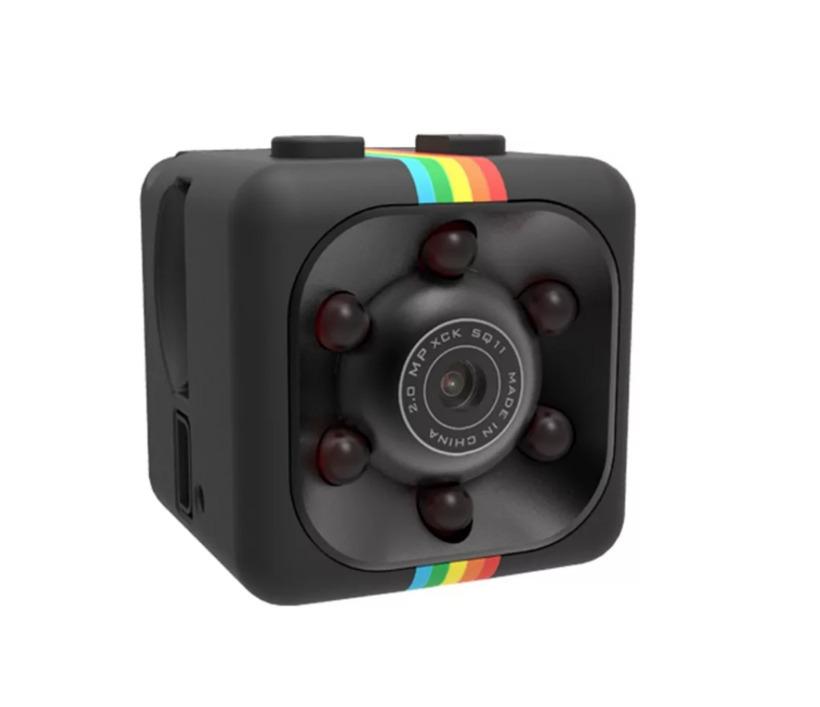 мини видеокамера sq11 mini dv full hd