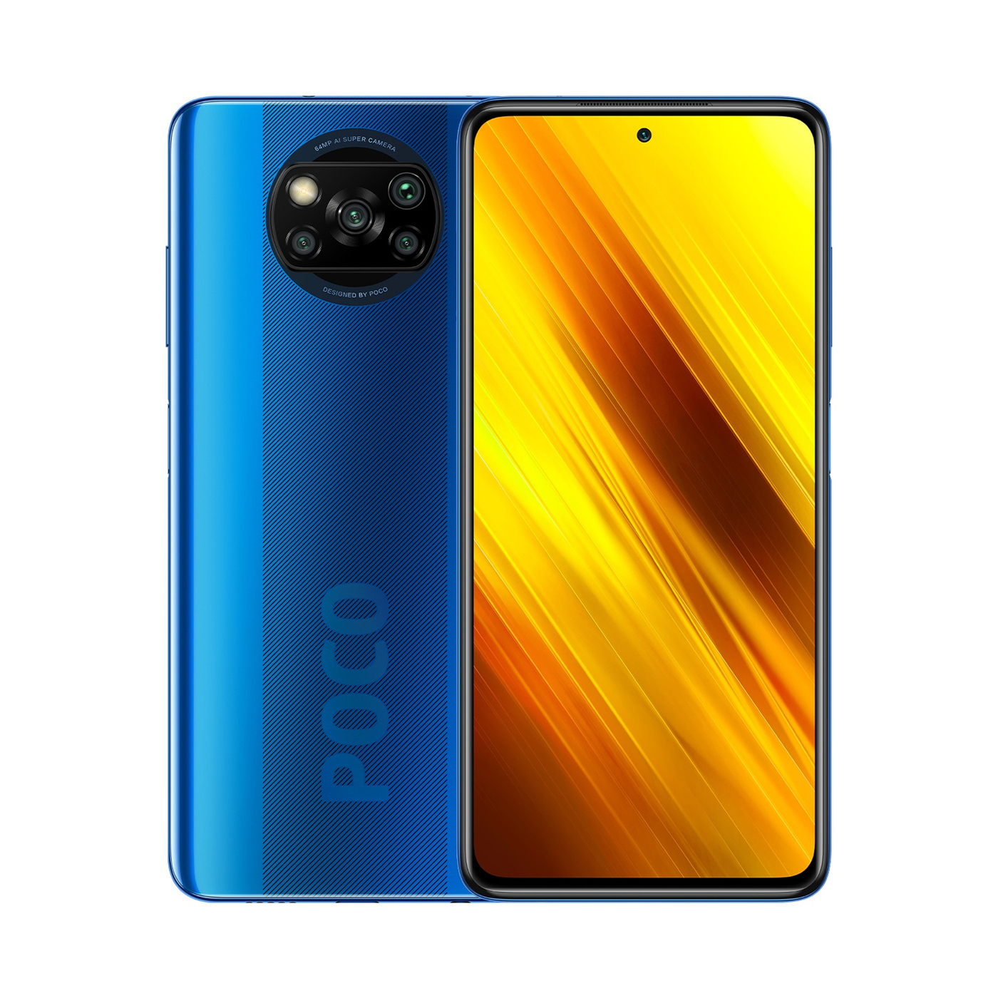 смартфон xiaomi x3  6/128gb, синий