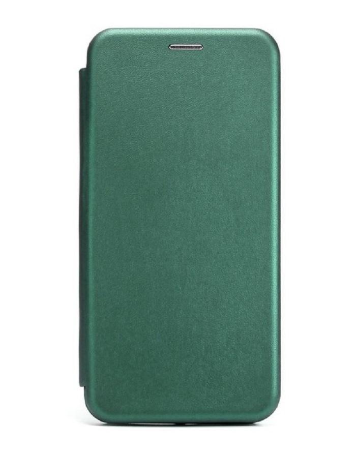Чехол-книжка для Xiaomi Poco X3 Хвойный+ Защитное стекло в подарок