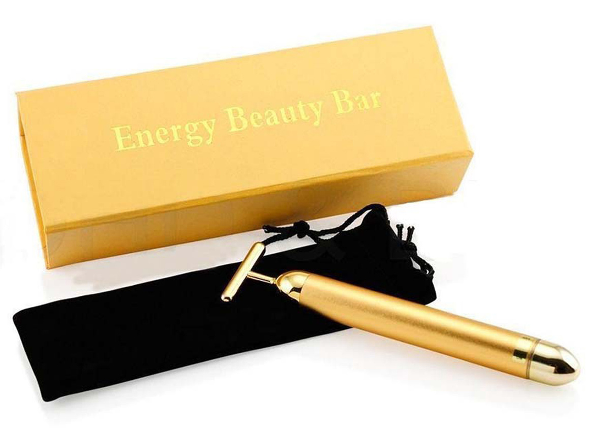 Ионный вибромассажер Energy Beauty Bar #1