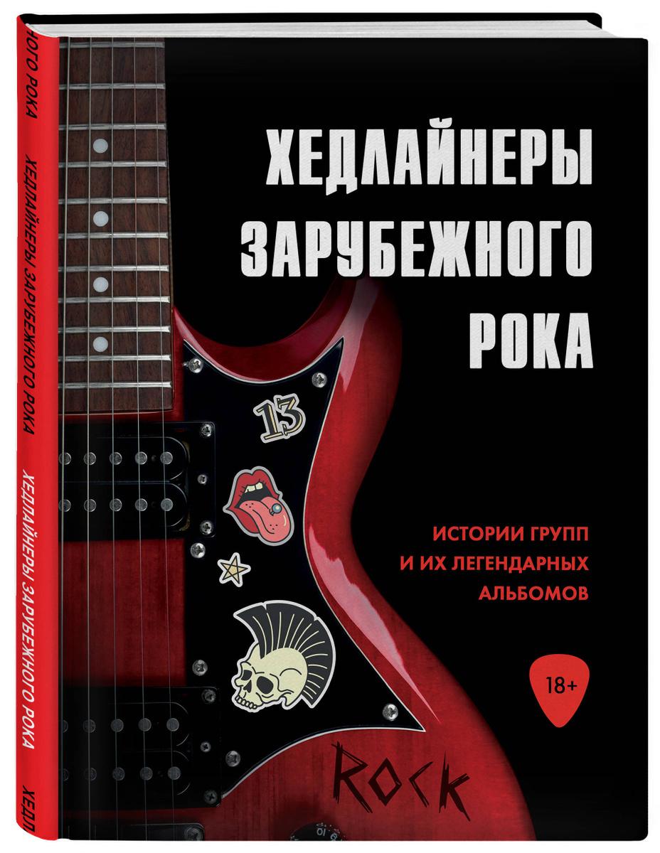 Хедлайнеры зарубежного рока: истории групп и их легендарных альбомов | Черепенчук Валерия Сергеевна, #1