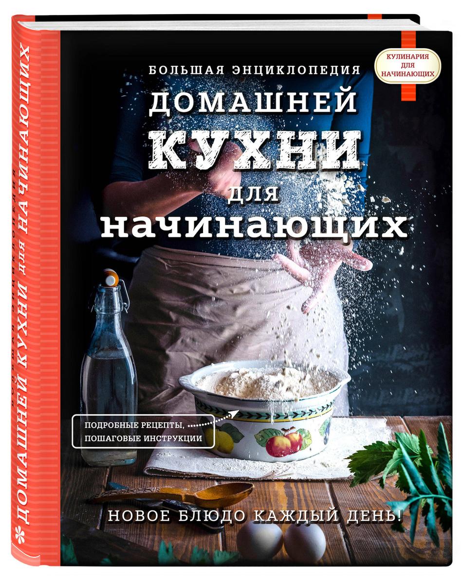 Большая энциклопедия домашней кухни для начинающих   Нет автора  #1