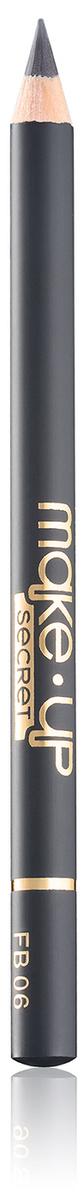 MAKE-UP-SECRET Карандаш для бровей Eyebrow Pencil FB06 #1