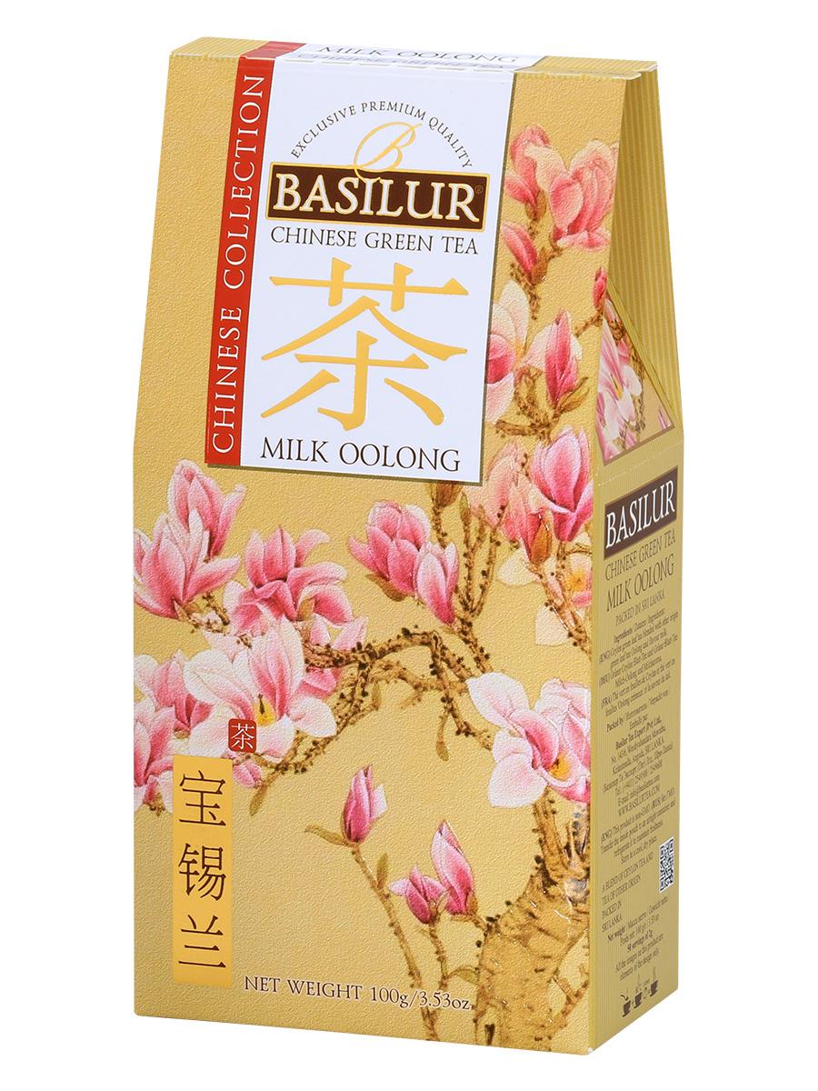 """Чай Basilur """"Китайский чай"""" Молочный улун, 100 г #1"""