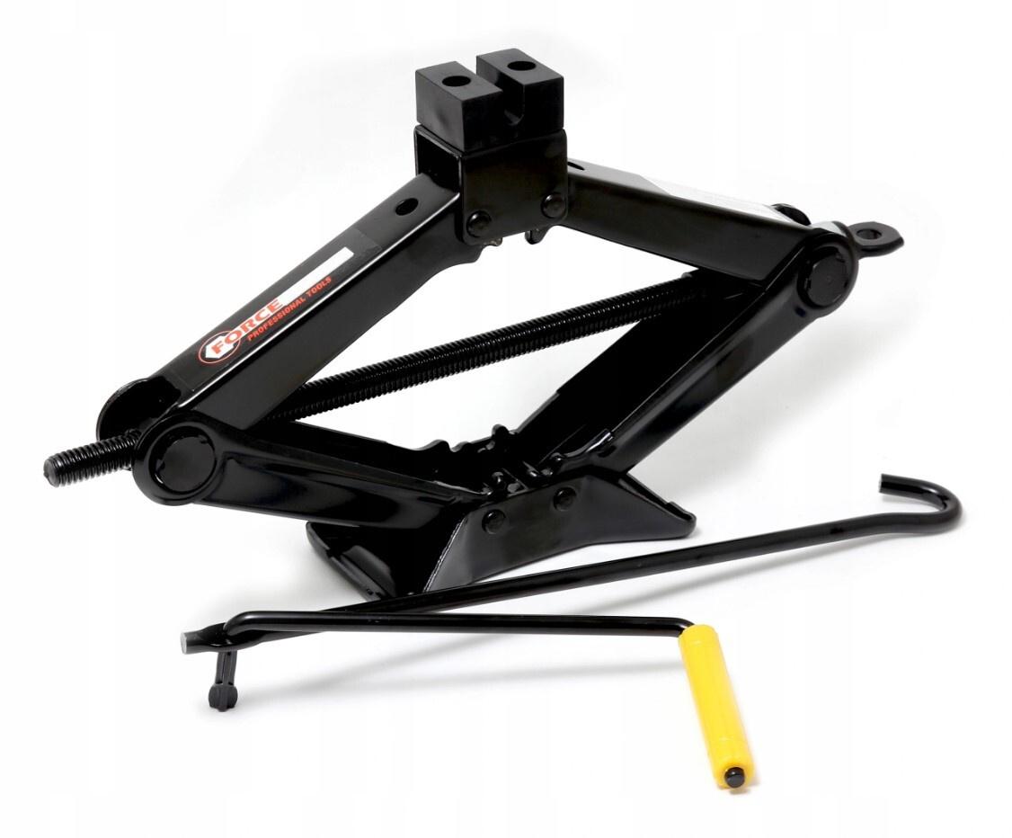 Домкрат автомобильный Ромбический Механический ForceKraft 884319, 2 т.  #1