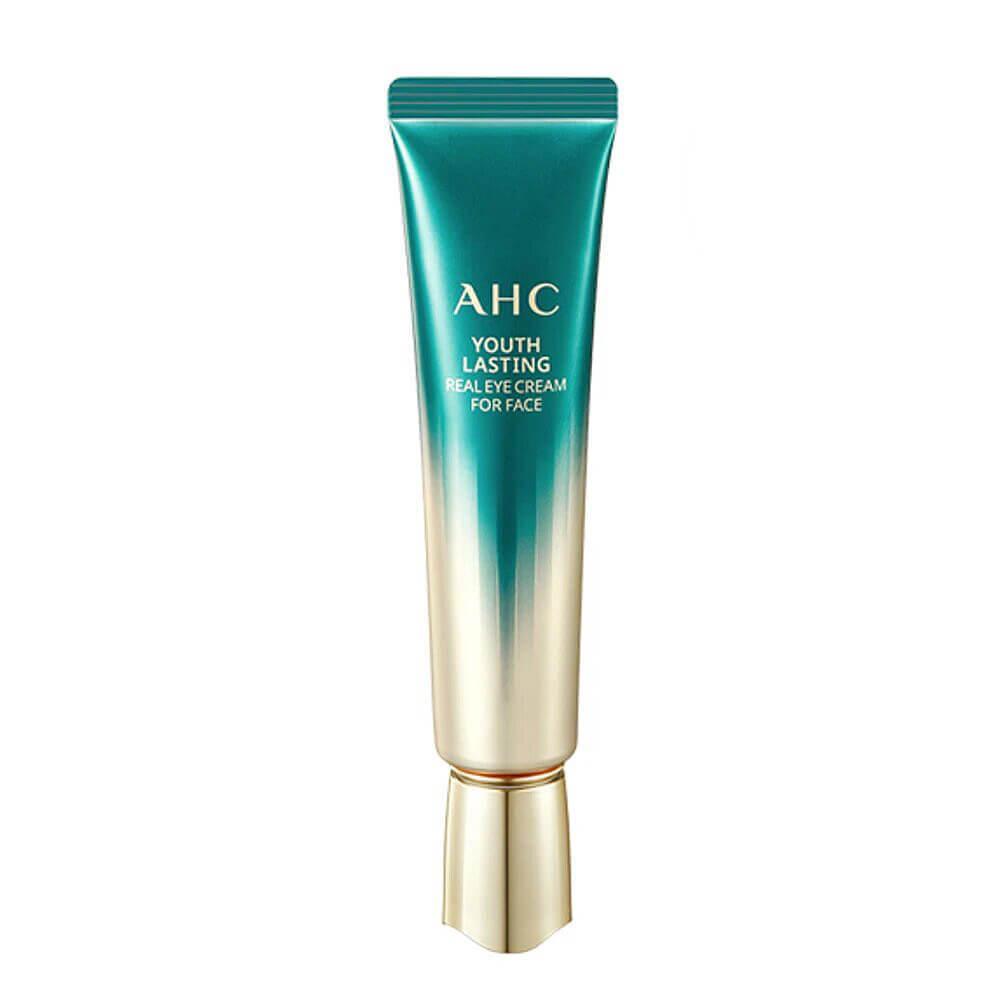 AHC Антивозрастной крем для век и лица с пептидами Youth Lasting Real Eye Cream For Face, 30ml  #1