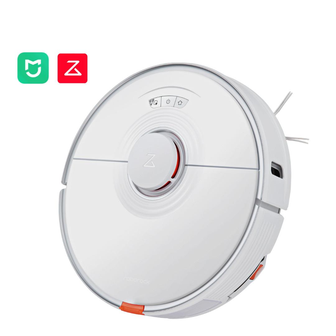 Робот-пылесос  Roborock  Xiaomi S7, Русская версия, белый #1