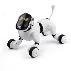 Робот-собака DGMedia Дружок (русифицированная) - RT18023 Белый. ДЛЯ ВАШИХ ДЕТЕЙ