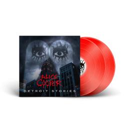 Виниловая пластинка Alice Cooper. Detroit Stories (2LP / Red Vinyl / Limited Edition). ALICE COOPER 2021