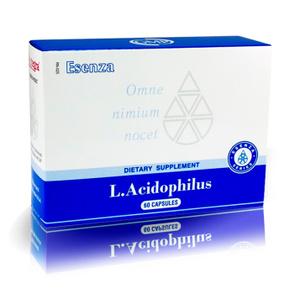 """L. Acidophilus """"Santegra"""". Ацидофилус. Для микрофлоры кишечника, 60 капсул.. Вместе дешевле!"""