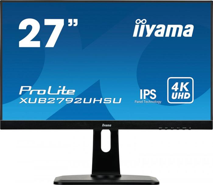 "27"" Монитор iiyama, ProLite XUB2792UHSU-B1, XUB2792UHSU-B1"