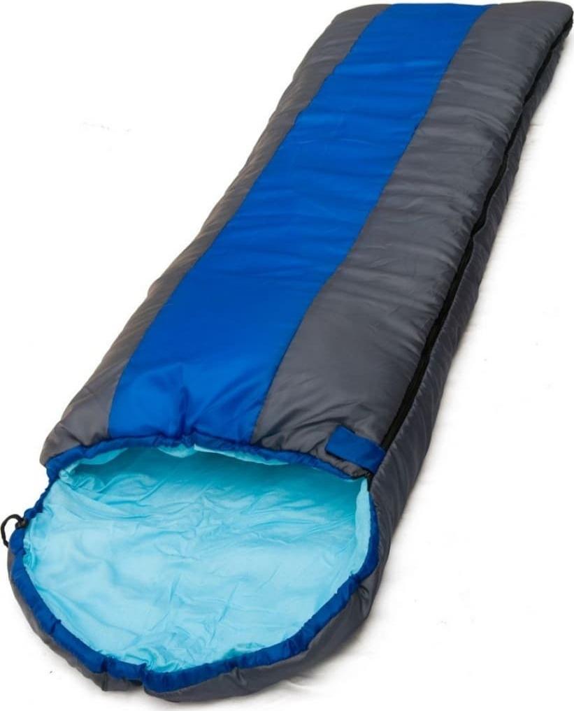 Спальный мешок Чайка, Dream 450, левосторонняя молния, серый