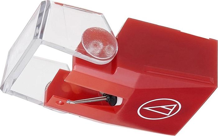 Игла для головки звукоснимателя Audio-Technica VMN40ML, 15119199, красный игла звукоснимателя audio technica atn3600 l