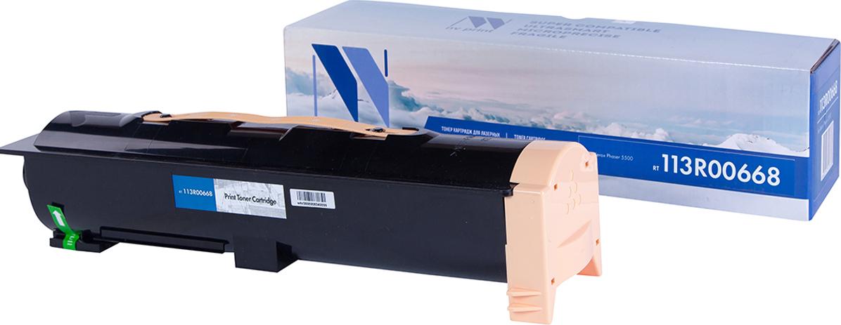Картридж NV Print для Phaser 5500 , NV-113R00668