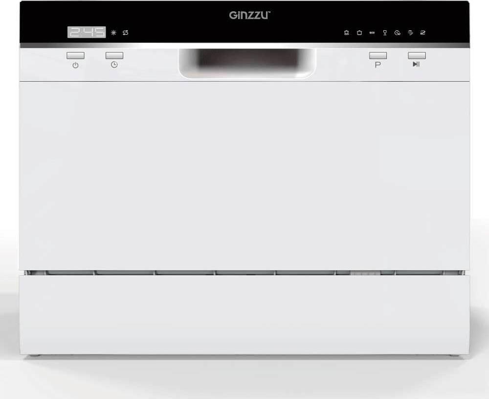 Компактная посудомоечная машина Ginzzu DC361