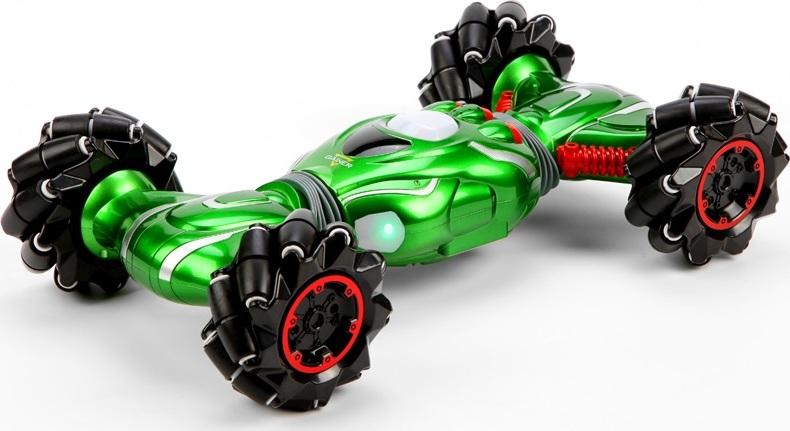 Машинка Король дрифта, радиоуправляемая Зеленый