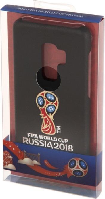 Чехол для сотового телефона 2018 FIFA WCR Embroidery Off.Logotype д/Samsung S9+