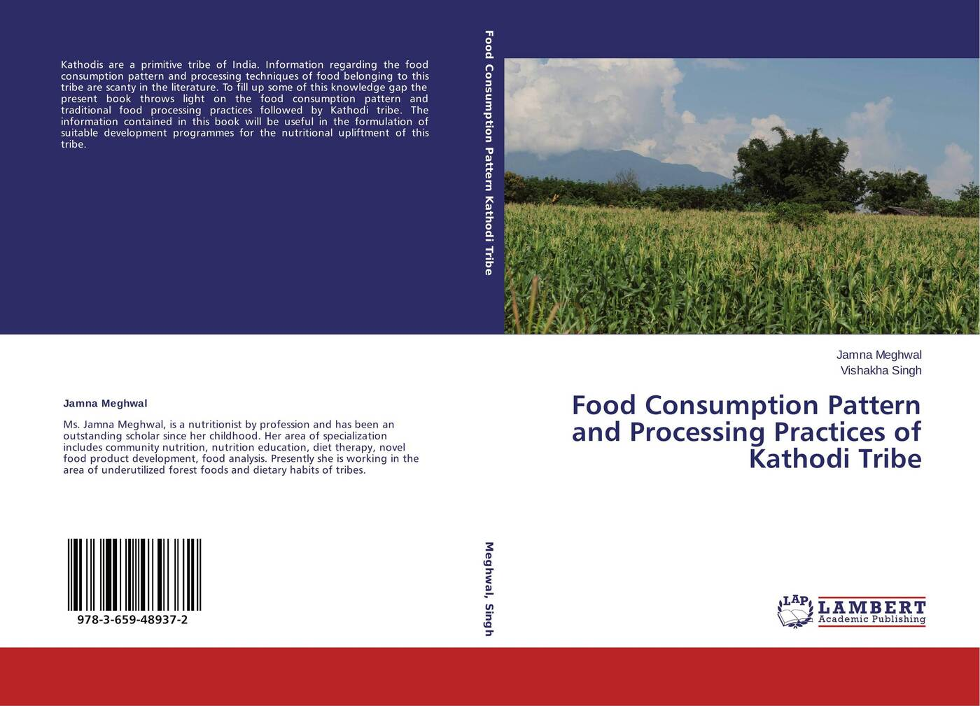 Jamna Meghwal and Vishakha Singh Food Consumption Pattern and Processing Practices of Kathodi Tribe use of jerusalem artichoke in food processing