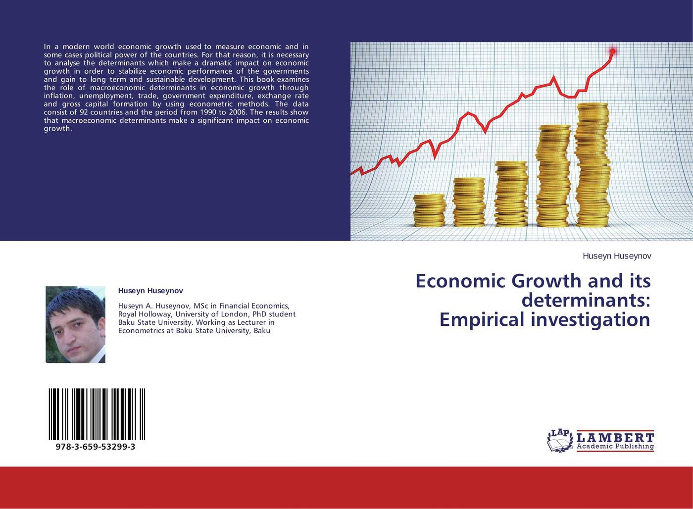 Huseyn Huseynov Economic Growth and its determinants: Empirical investigation socio economic determinants of performance of smes