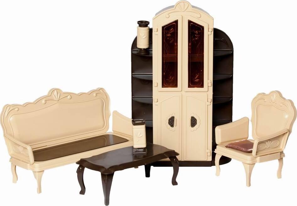 цена на Мебель для кукольного домика
