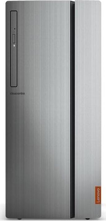Системный блок Lenovo IdeaCentre 720-18APR MT 90HY003JRS, серебристый, черный
