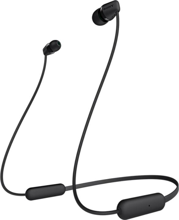 Беспроводные наушники Sony WI-C200, черный