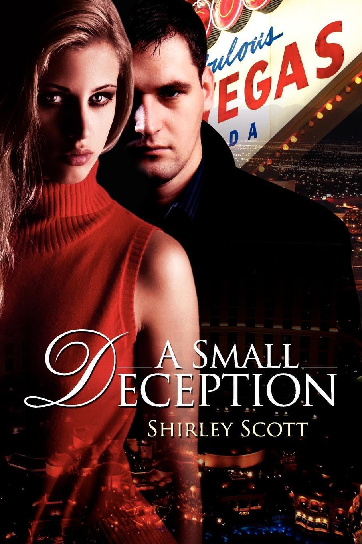 """Книга """"A Small Deception"""". Shirley Scott"""