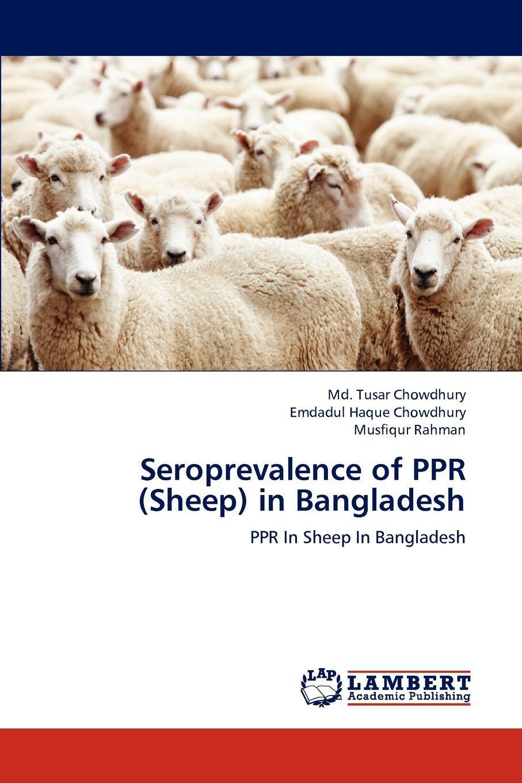 Seroprevalence of PPR (Sheep)  ...