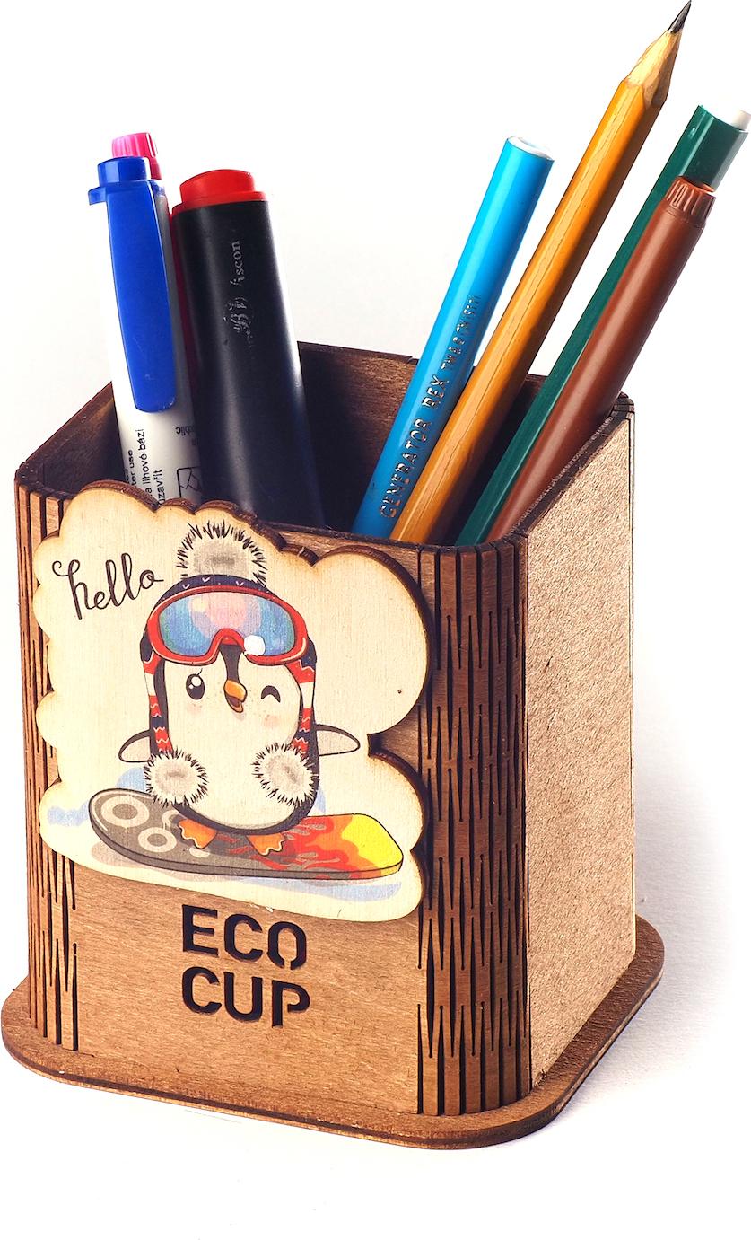 Стаканчик для карандашей и ручек