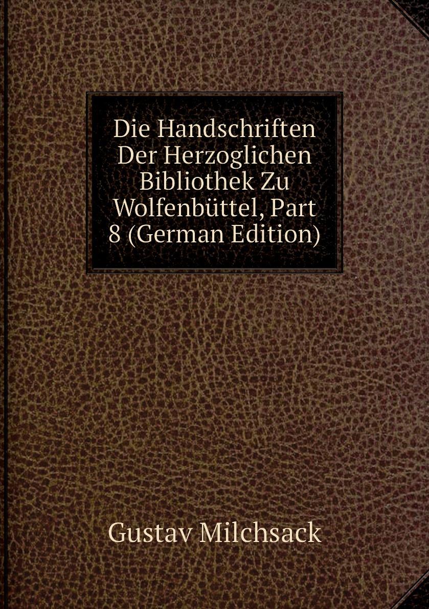 handschriften der Königlichen öffentliche bibliothek zu Hannover