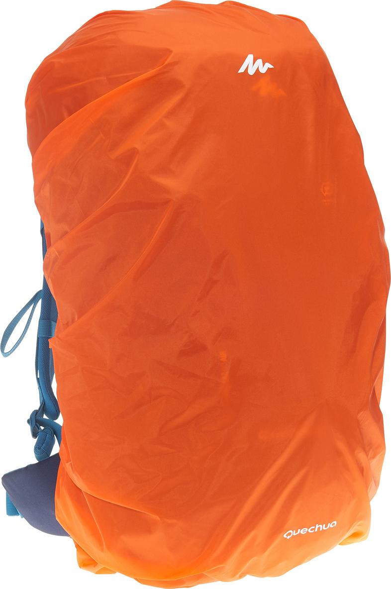 Чехол для рюкзака Quechua водонепроницаемый 55 / 80 L (оранжевый)