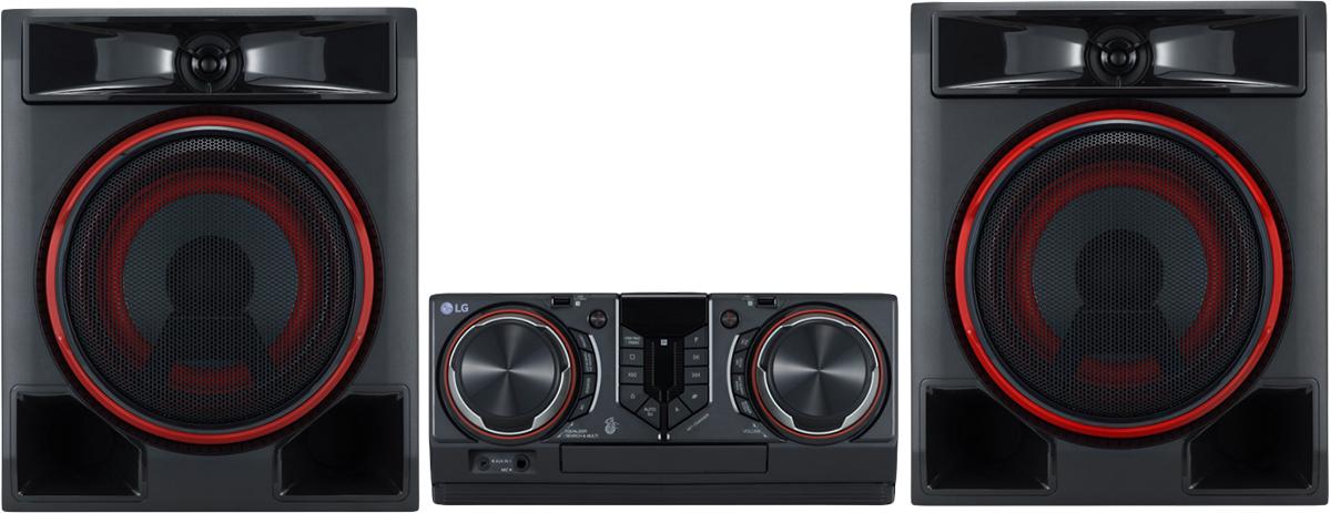 Акустическая система LG CL65DK, черный