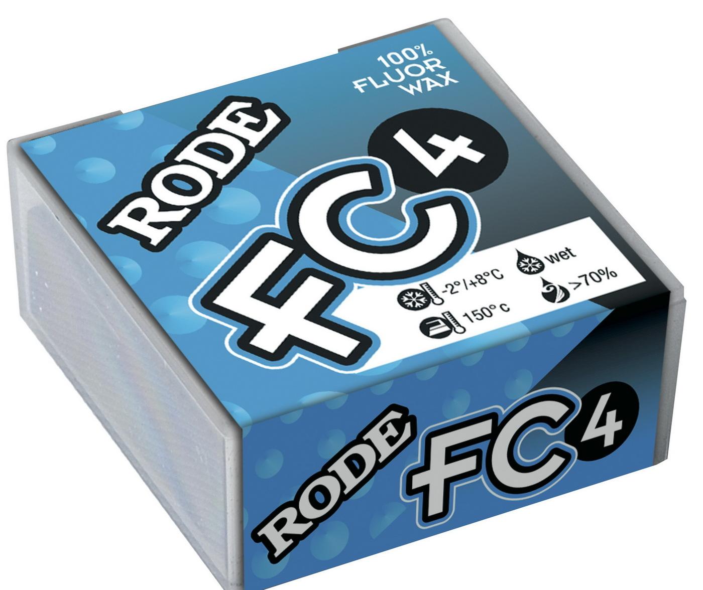 Фторовая спрессовка Rode FC4, t -1°…-8°C, FC4, 20 г