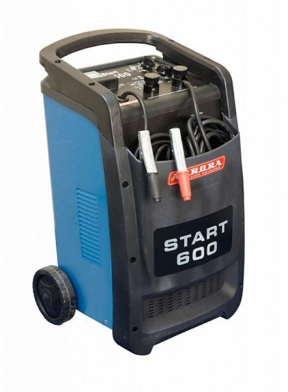 Профессиональное пуско-зарядное сетевое устройство Aurora START 600 BLUE 12 24В