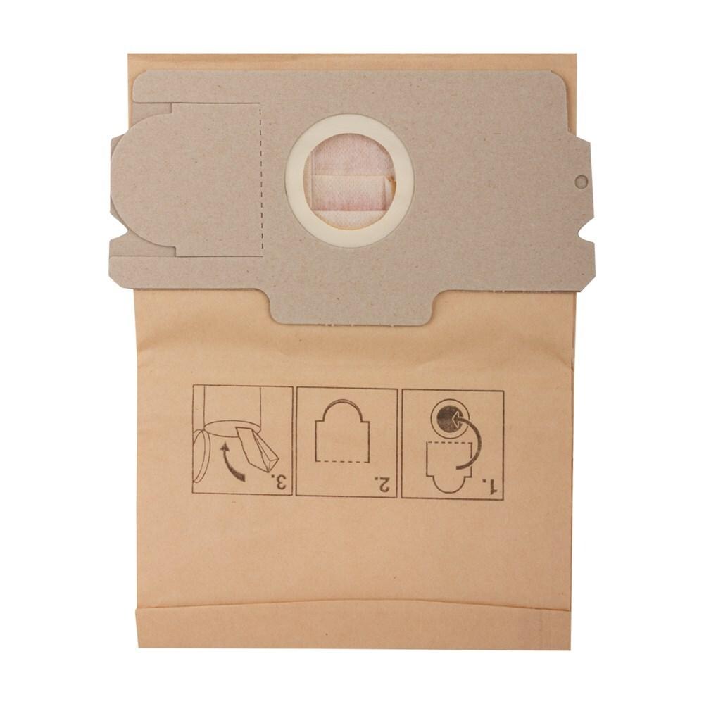 Мешки-пылесборники Ozone бумажные 5 шт для пылесоса AEG COMPACT 400